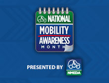 NMEDA: National Mobility Awareness Month 2013